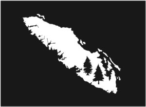 Vancouver Island Explore The Trees decal ***FREE SHIPPING***