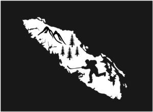 Vancouver Island Forest Hockey decal ***FREE SHIPPING***