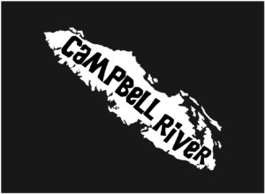 Vancouver Island Campbell River, BC decal ***FREE SHIPPING***