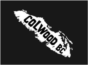 Vancouver Island Colwood, BC decal ***FREE SHIPPING***