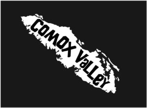 Vancouver Island Comox Valley decal ***FREE SHIPPING***