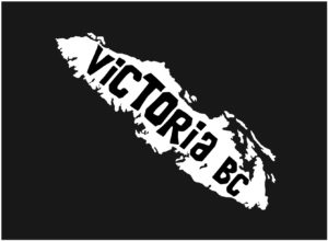 Vancouver Island Victoria, BC decal ***FREE SHIPPING***